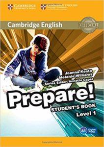 Prepare level 1 (Student's book+Workbook)