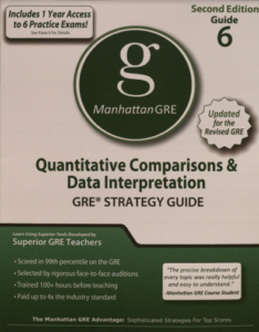 Manhattan GRE Guide 6
