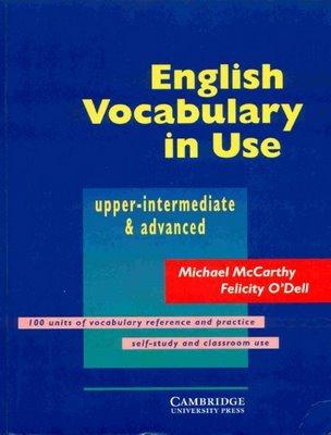 English Vocabulary in Use Upper-intermediate & advanced