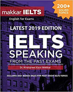 Makkar IELTS Speaking Guess Work From Recent IELTS Jan 2019