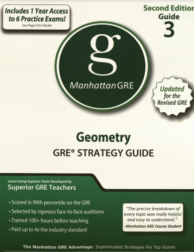 Manhattan GRE Guide 3