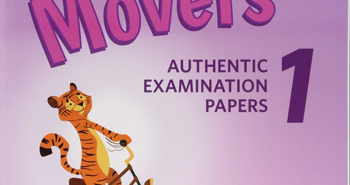 Movers 1 Authentic Examination Papers
