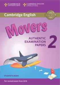 Movers 2 Authentic Examination Papers