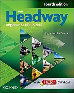 New Headway Beginner PDF+Audio CD+Video