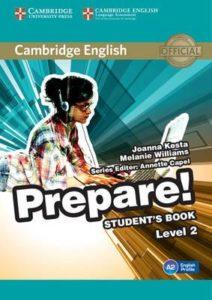 Prepare level 2 (Student's book+Workbook)