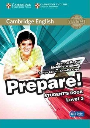 Prepare level 3 (Student's book+Workbook)