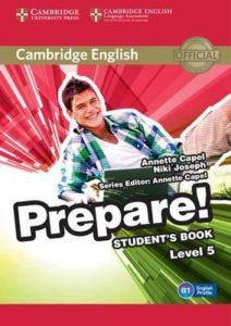 Prepare level 5 (Student's book+Workbook)