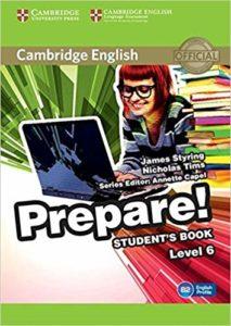 Prepare level 6 (Student's book+Workbook)