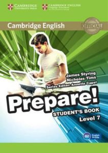 Prepare level 7 (Student's book+Workbook)