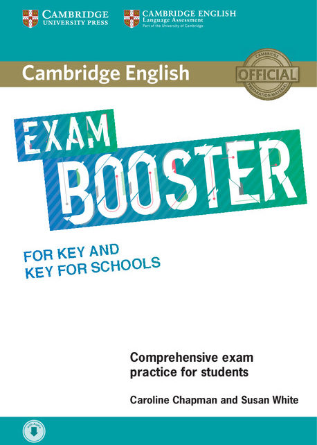 Cambridge English Exam Booster for Key with answers