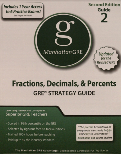 Manhattan GRE Guide 2