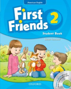 First Friends 2 Student and Activity Book