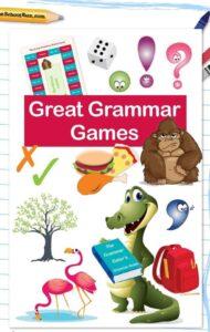 Great Grammar Games  in primary school