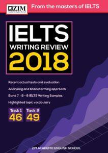 IELTS Writing Review 2018 pdf