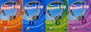 Round Up Students' Book 6 levels