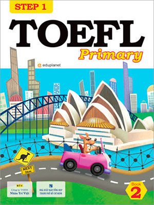 TOEFL Primary Step 1 Book 2