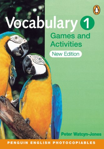 Vocabulary Games & Activities 1 (Penguin English Photocopiables)