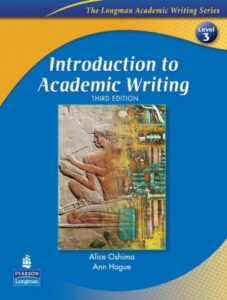 Introduction to Academic Writing Ebook