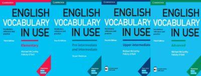 English Vocabulary in Use series PDF - Superingenious