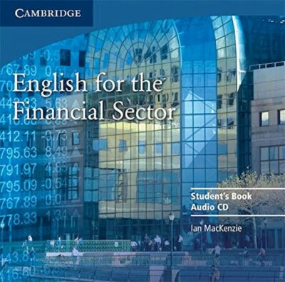 English for the Financial Sector (PDF+Audio)