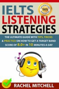 IELTS Listening Strategies book PDF