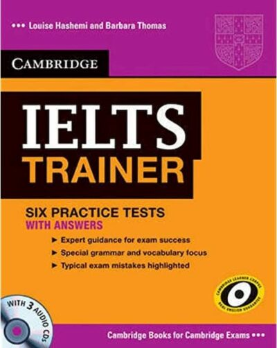 IELTS Trainer Six Practice Tests with Answers (PDF+ Audio)