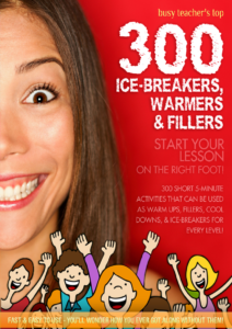 Ice-Breakers 300 warmers and fillers