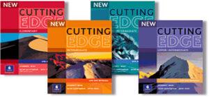 New Cutting Edge 4 levels (SB+WB+TB+Audio)