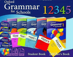Oxford Grammar for schools (Full books SB & TB + CD)