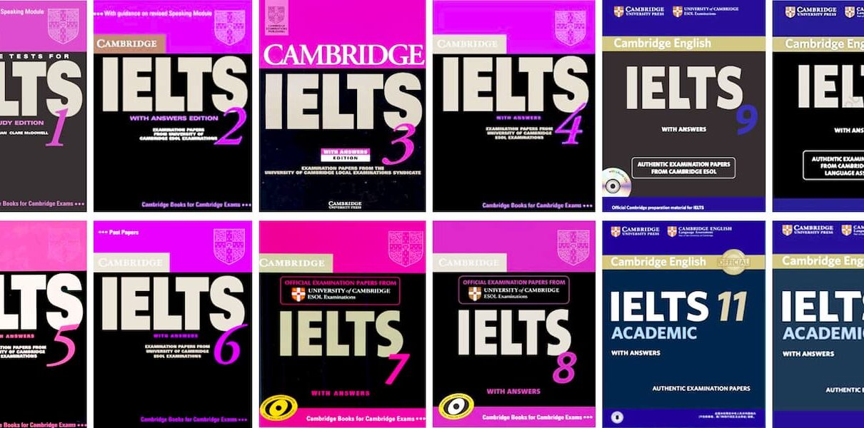 The Best Cambridge IELTS series (PDF +Audio) (1)