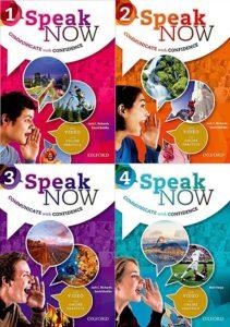 Speak Now a four-level speaking course