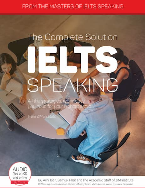 the complete solution for ielts speaking test (PDF+Audio)