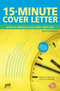 15-Minute Cover Letter: Write an Effective Cover Letter