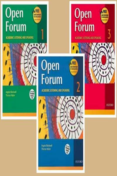 Download OPEN FORUM 1,2,3