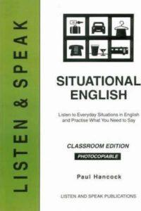 Download Situational English (PDF + Audio)