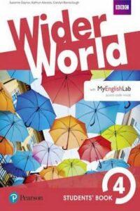 Download Wider World 4 (PDF+CDs)