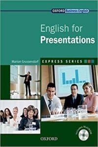 English for Presentations (PDF+Audio)