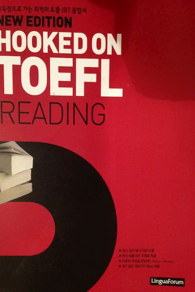 Hooked on TOEFL iBT Reading New Edition CD ROM