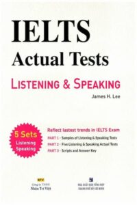 IELTS Actual test Listening and Speaking