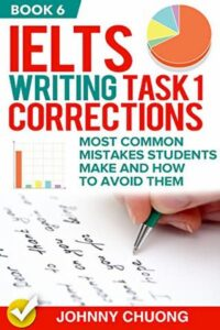 Ielts Writing Task 1 Corrections: Most Common Mistakes Students