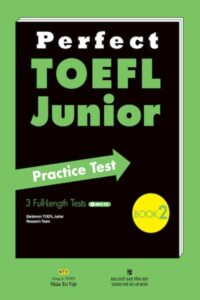 Perfect TOEFL Junior Practice Test Book 2 (PDF+Audio)