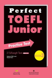 Perfect TOEFL Junior Practice Test Book 3 (PDF+Audio)