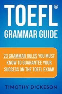 TOEFL Grammar Guide pdf