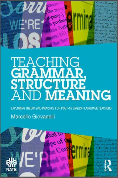 Download Teaching Grammar Structure and meaning PDF