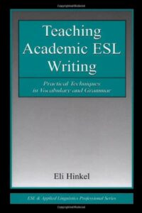 Teaching academic English writing pdf