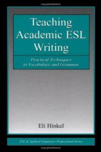 Teaching academic English writing pdf