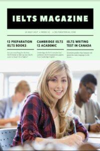 IELTS Magazine – Week 1 (PDF)