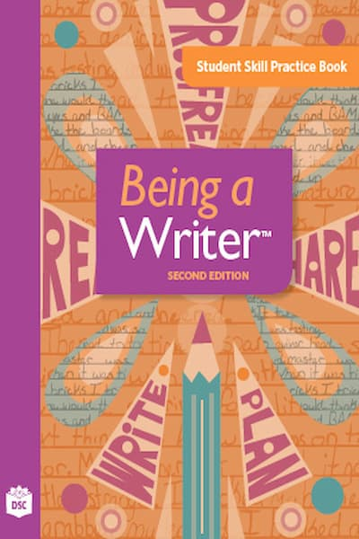 Being a Writer - Student Skill