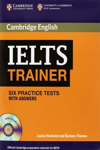 Cambridge English IELTS Trainer (PDF+Audio)