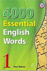 4000 Essential English Words 1 (PDF+Audio)